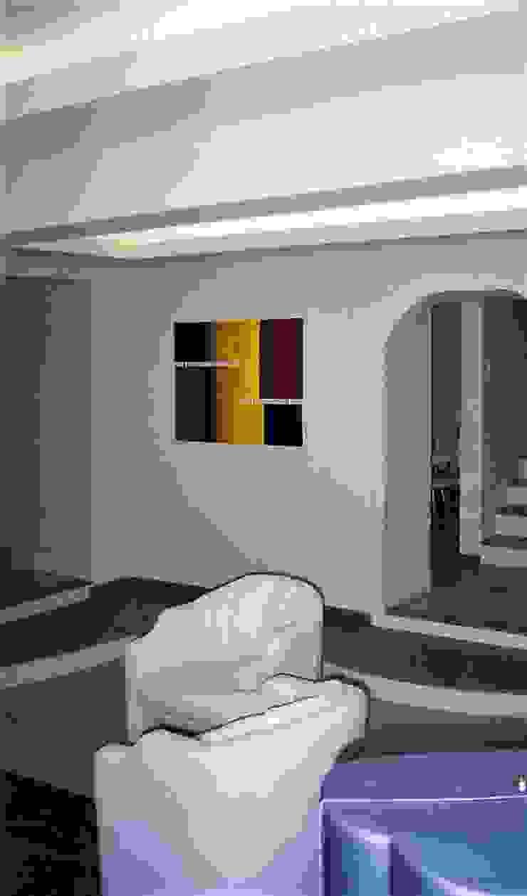 Projeto 4, Brasil Escritórios modernos por Ana Cristina Daré Moderno