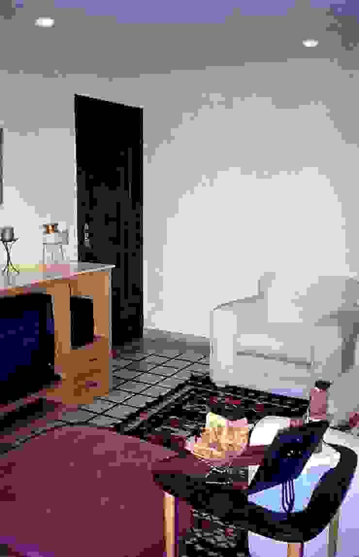 Projeto 5, Brasil Salas de estar modernas por Ana Cristina Daré Moderno