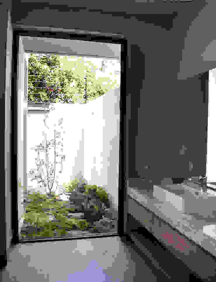 CASA UD Baños modernos de citylab Laboratorio de Arquitectura Moderno