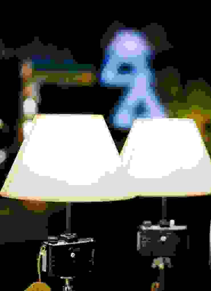 FotoLampa DRUH FLOOR od RefreszDizajn Industrialny
