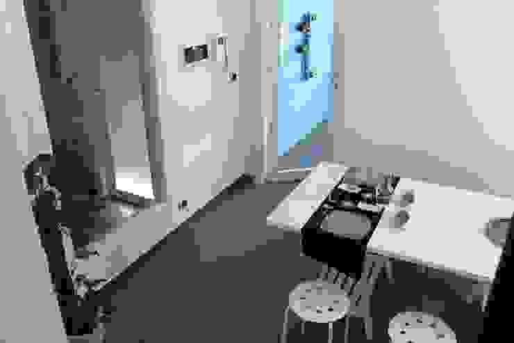 VALENTINA BONANDIN STUDIO TECNICO Minimalist dining room