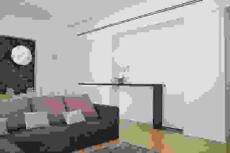 SALARIO Soggiorno minimalista di NeAr New Architecture Minimalista