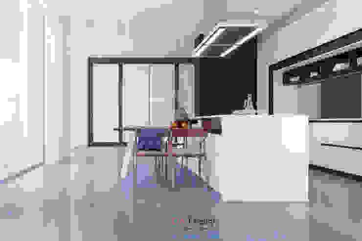 Contemporary Kitchen Collection Кухня в стиле минимализм от DA-Design Минимализм