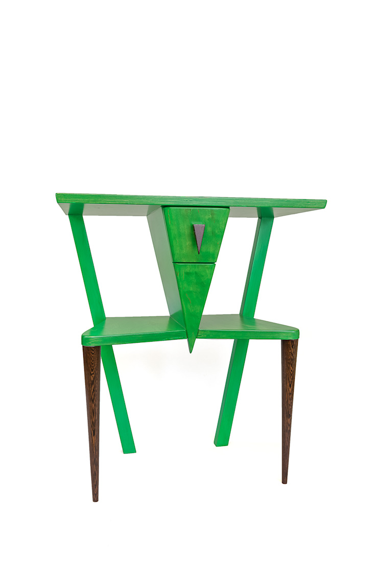 "Table ""Grasshopper'' de Meble Autorskie Jurkowski Minimalista"