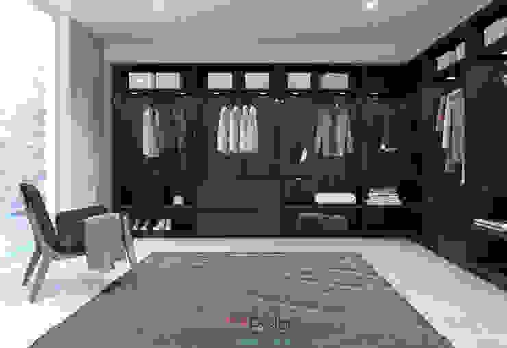 Wardrobe Collection Гардеробная в стиле минимализм от DA-Design Минимализм