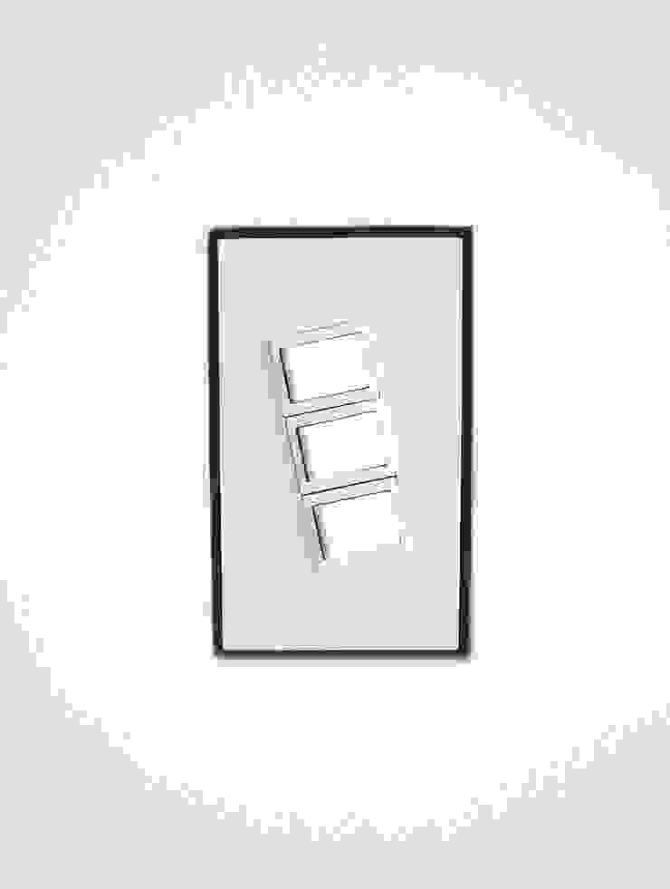 F-WHITE: 山本卓郎建築設計事務所が手掛けた現代のです。,モダン