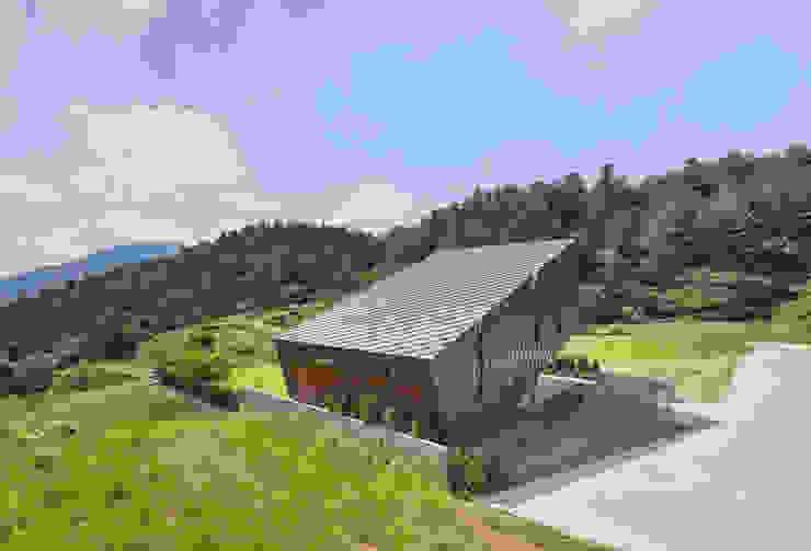 Projekty,  Domy zaprojektowane przez PRAUD, Nowoczesny