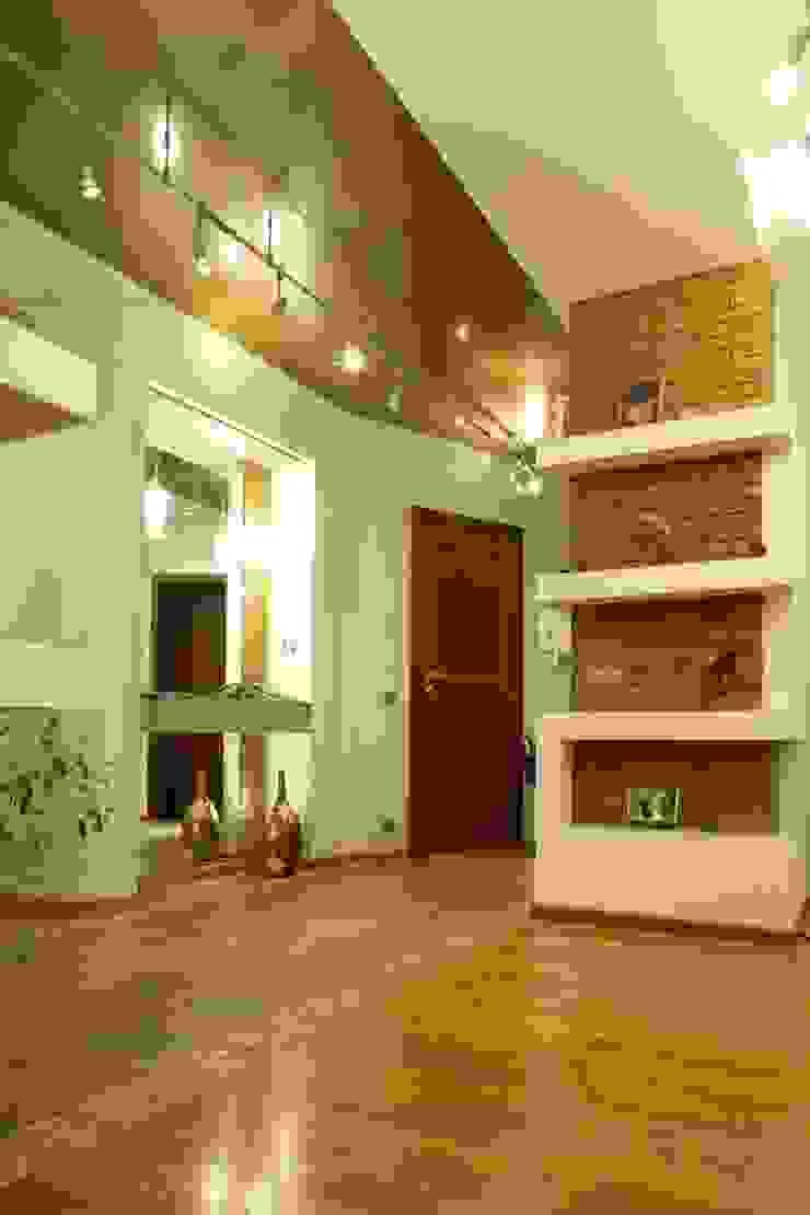 холл, стиль контемпорари ( современный) от LO designer / architect - designer ELENA OSTAPOVA
