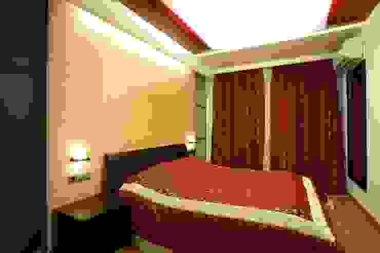 спальня, стиль контемпорари ( современный) от LO designer / architect - designer ELENA OSTAPOVA