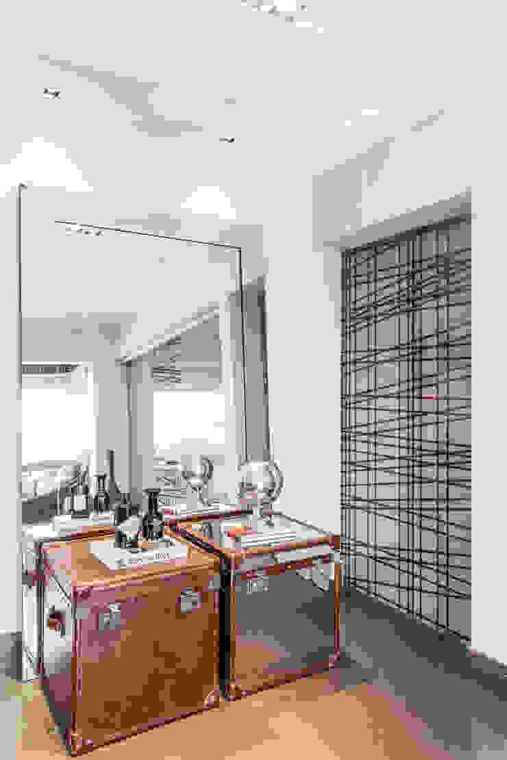 Barbara Dundes | ARQ + DESIGN Couloir, entrée, escaliers modernes