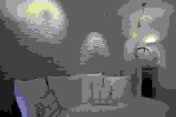 Wellness badkamer Moderne woonkamers van Schindler interieurarchitecten Modern