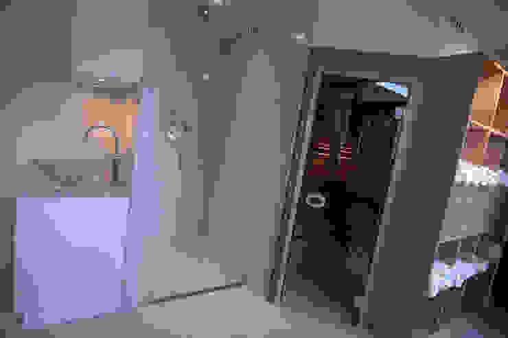 Wellness badkamer Moderne badkamers van Schindler interieurarchitecten Modern