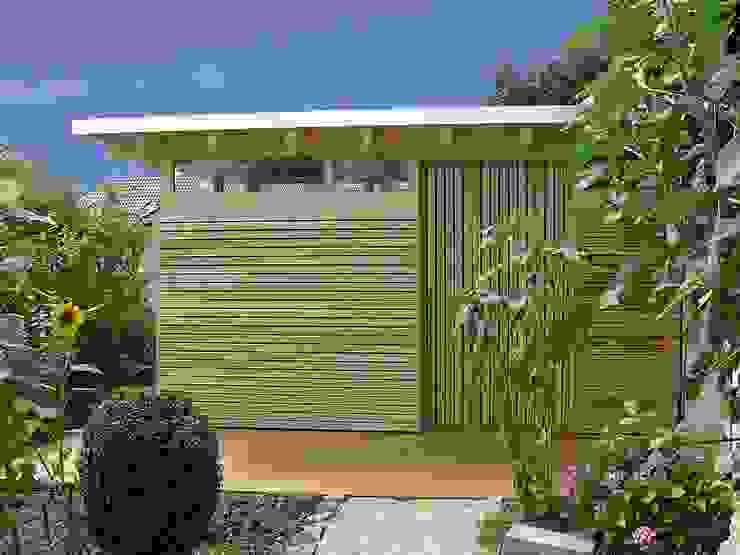 Jardins  por Gartenhauptdarsteller , Moderno