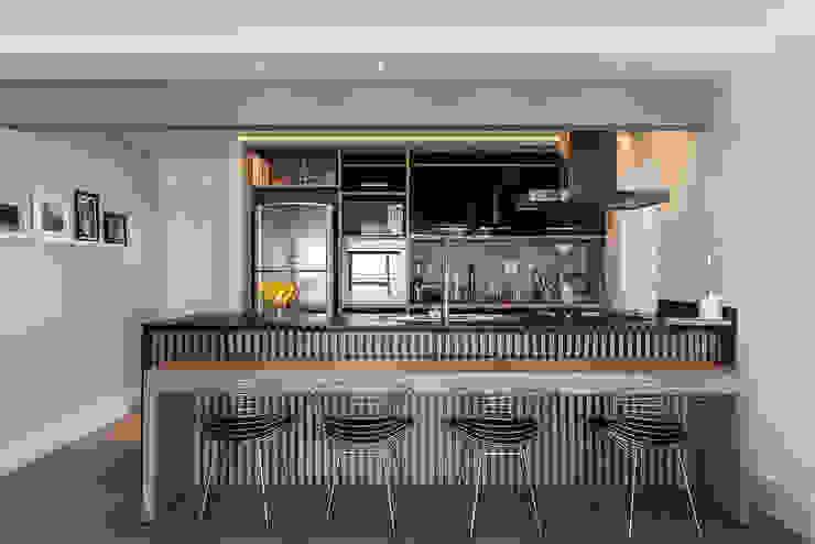Projeto Saúde Cozinhas modernas por Melina Romano Arquitetura de Interiores Moderno