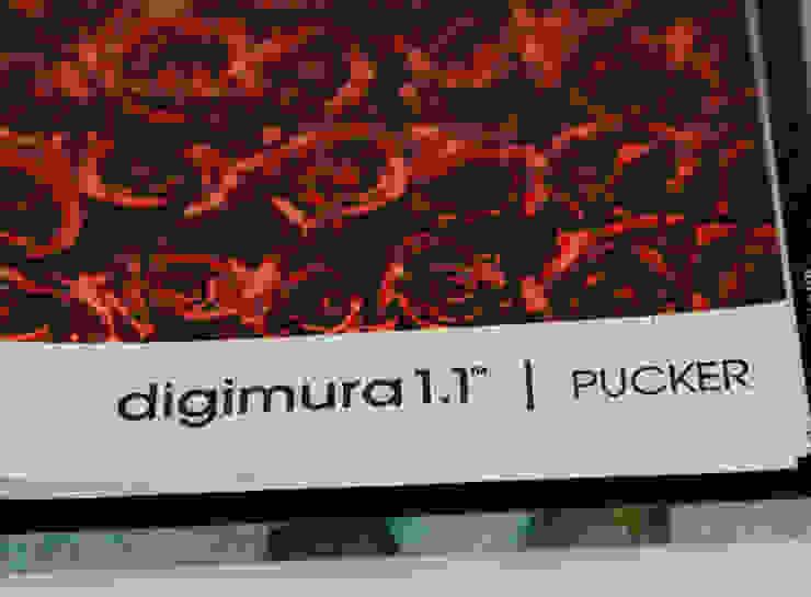 DIGIMURA 1.1 PUCKER Paredes y suelos de estilo clásico de Shoptoshop.com Clásico