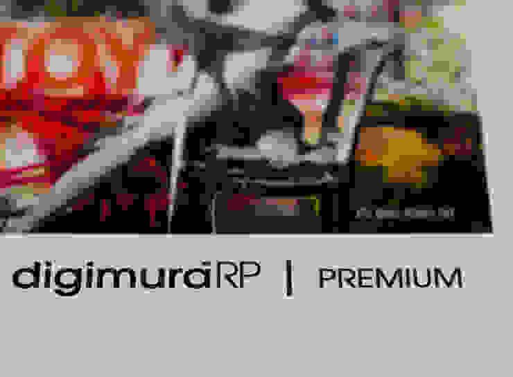 DIGIMURA RP Espacios comerciales de estilo moderno de Shoptoshop.com Moderno