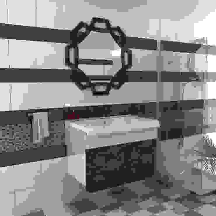 в современный. Автор – Dekoset Çelik Kapı Mobilya San Tic Ltd Şti., Модерн