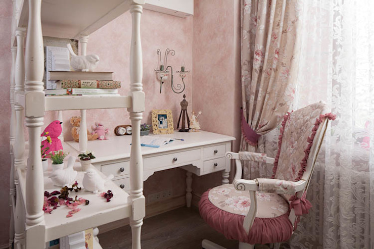 Квартира Детская комнатa в классическом стиле от арт-квартира Классический