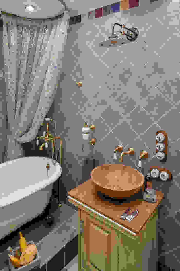 Квартира Ванная в классическом стиле от арт-квартира Классический
