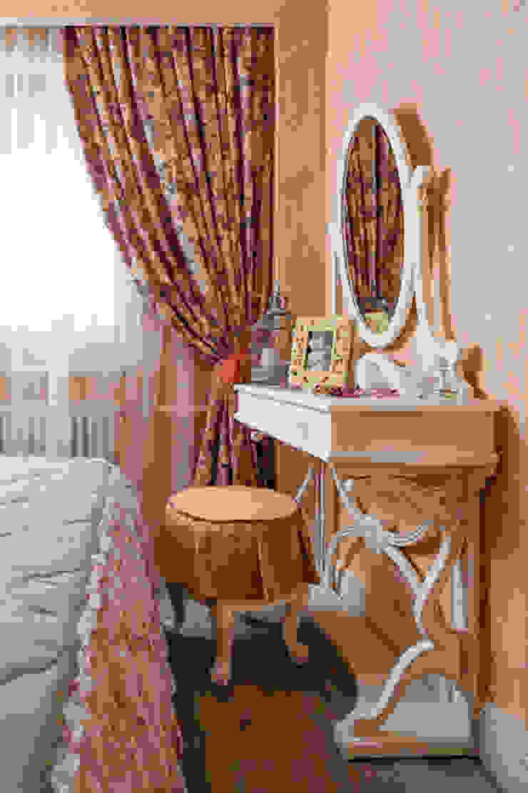 Квартира Спальня в классическом стиле от арт-квартира Классический