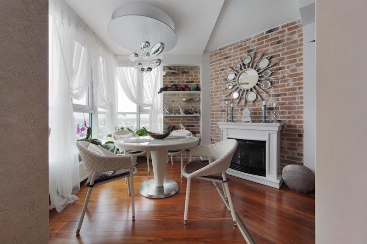 столовая от LO designer / architect - designer ELENA OSTAPOVA