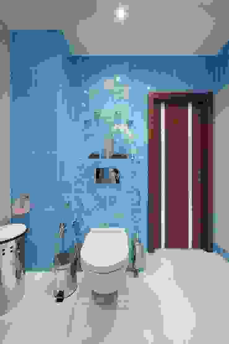 ванная от LO designer / architect - designer ELENA OSTAPOVA