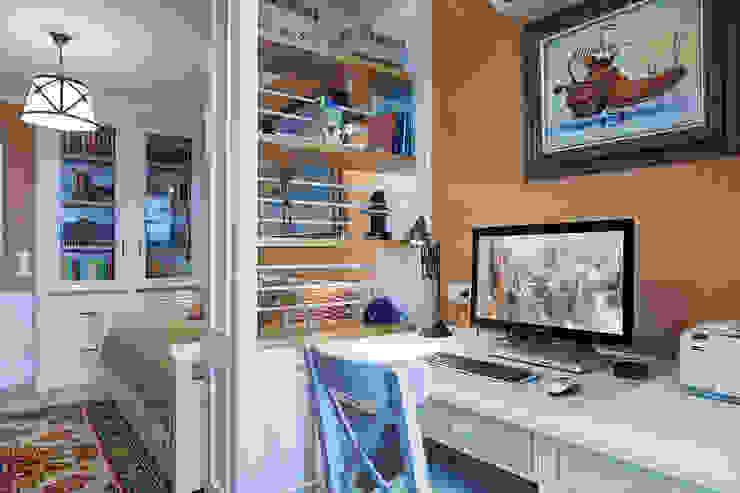 Детская мальчика Детская комнатa в классическом стиле от Bituleva Project Классический