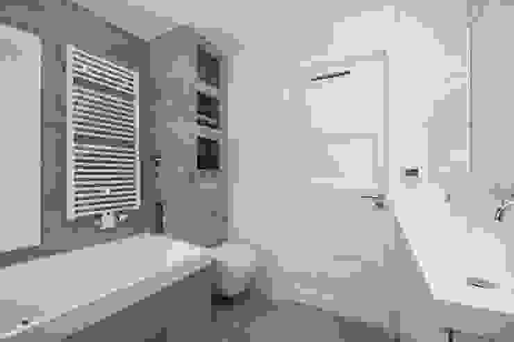 Vergunningsvrije uitbouw Bussum Moderne badkamers van Het Ontwerphuis Modern