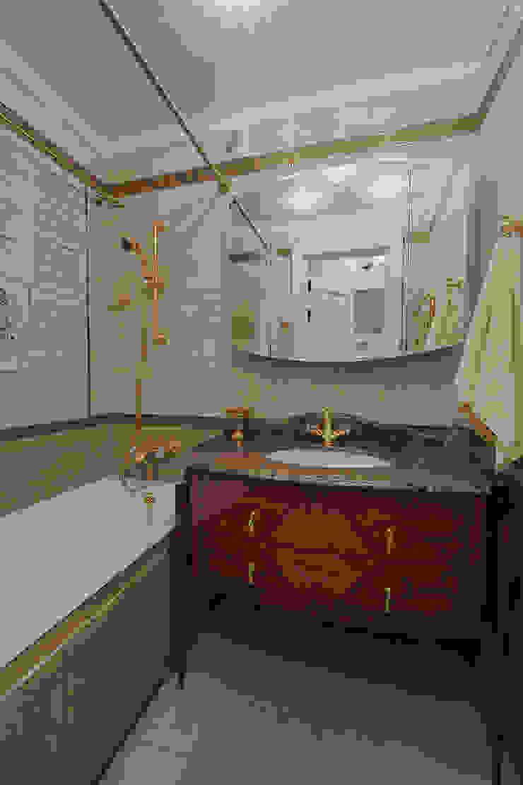 ванная Ванная в классическом стиле от Bituleva Project Классический