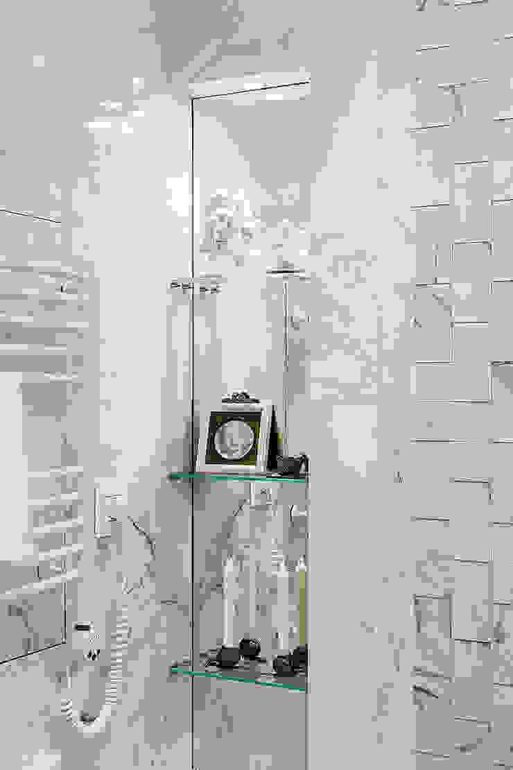 Ванная Ванная комната в эклектичном стиле от Bituleva Project Эклектичный