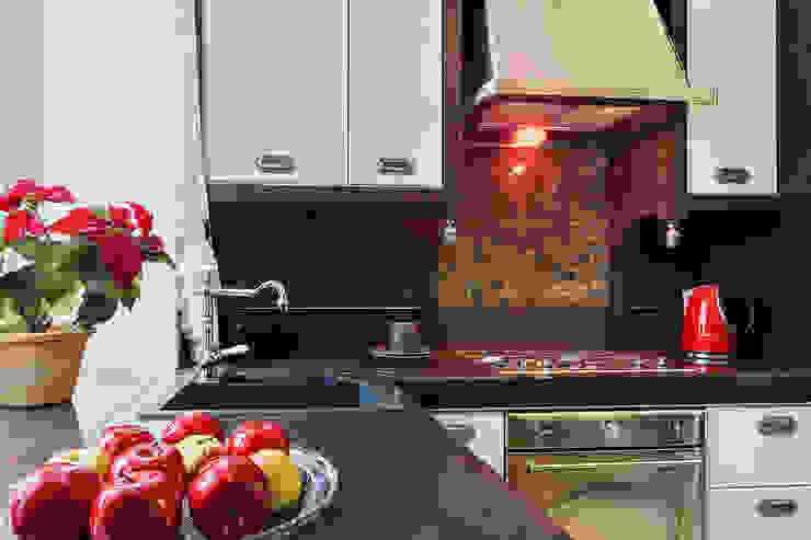 Кухня Кухни в эклектичном стиле от Bituleva Project Эклектичный