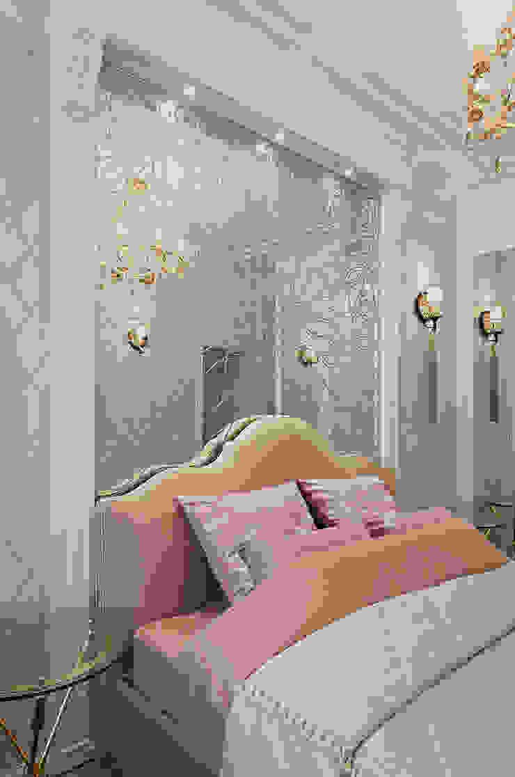 Спальня Спальня в эклектичном стиле от Bituleva Project Эклектичный