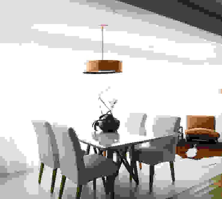 Modern dining room by ARQ_IN Modern
