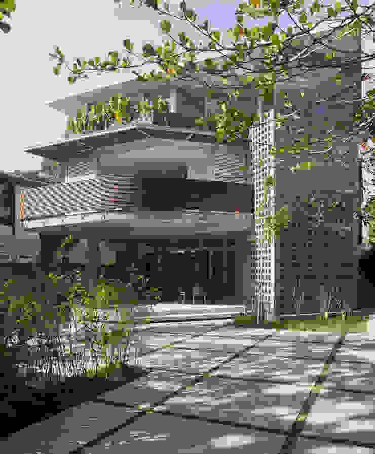 Casa Baleião Casas ecléticas por Gustavo Calazans Arquitetura Eclético