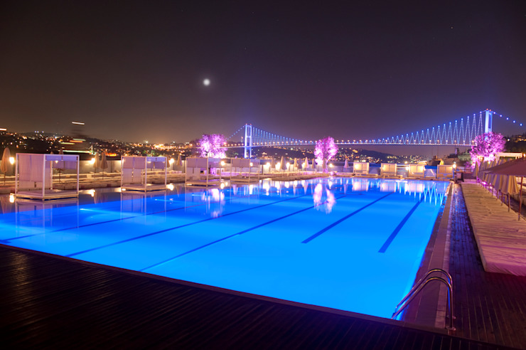 Istanbul 360 Suada Bosphorus View Magic Hour 360istanbul Akdeniz