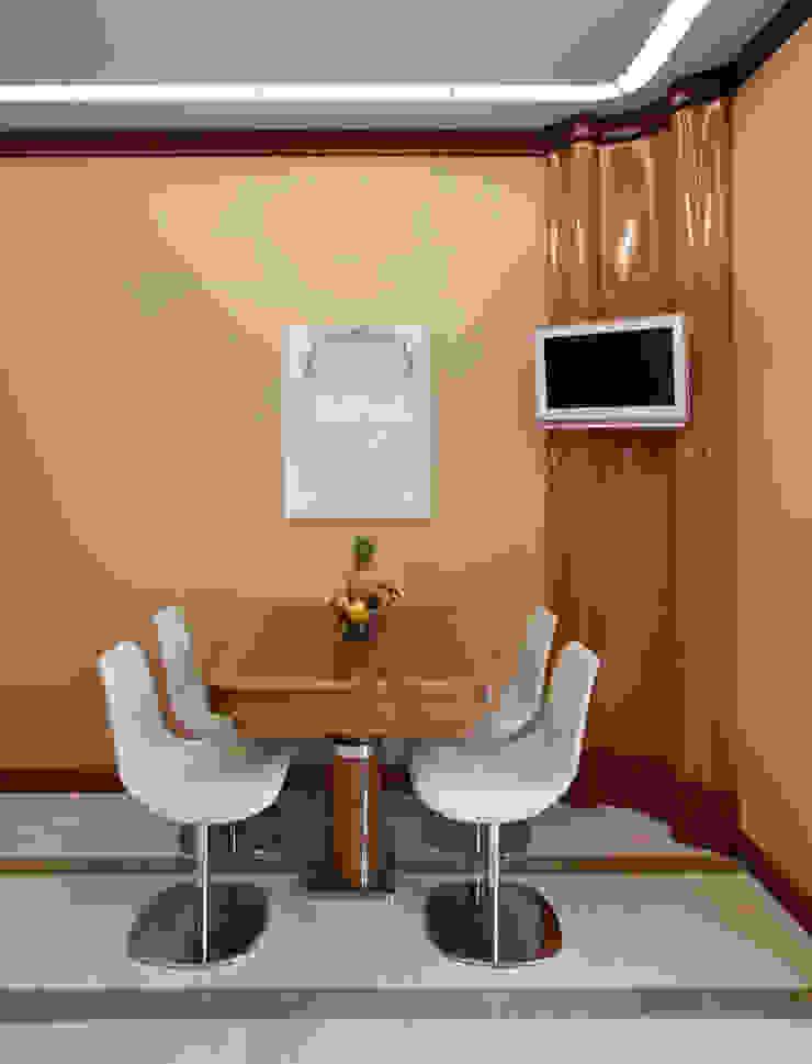 КВАРТИРА-ЯХТА Кухня в средиземноморском стиле от 4d.studio Средиземноморский