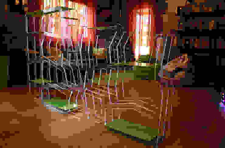Ghost ver. 2.0 Modern living room by Nsd factory Modern