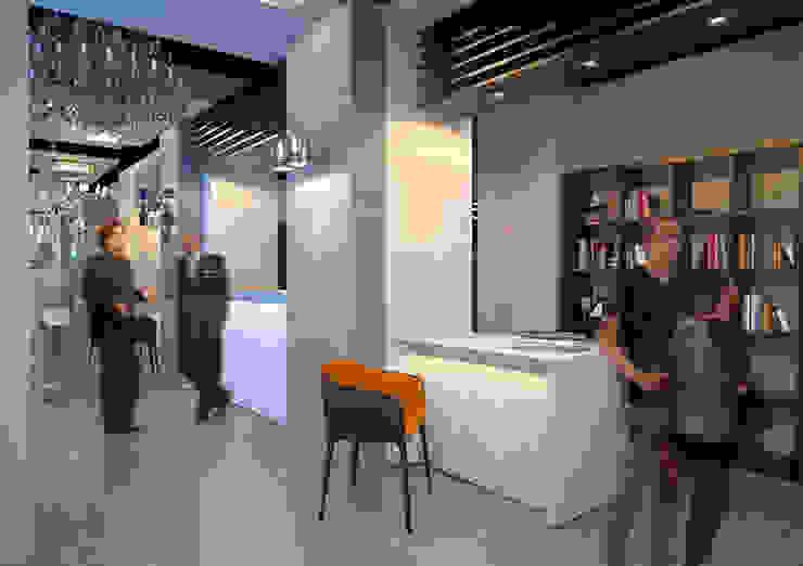 Espaces commerciaux modernes par OBJECT Moderne