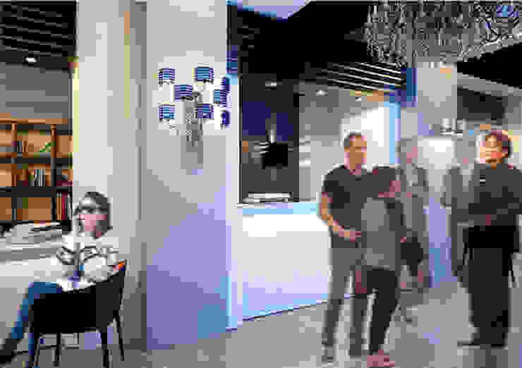 Espaces commerciaux minimalistes par OBJECT Minimaliste