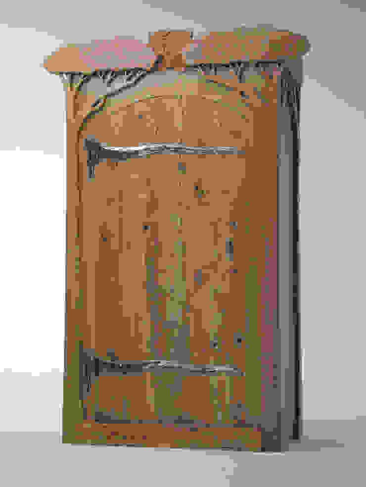Oak Portal Wardrobe: modern  by Fine Furniture Ltd, Modern