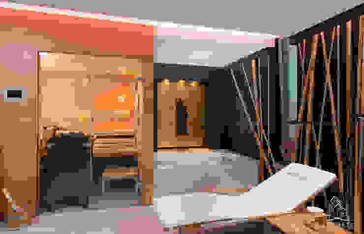 Wellness - Spa Moderner Spa von Langmayer Immobilien & Home Staging Modern