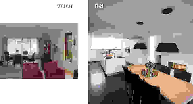 Aanbouw woning Landgraaf van SeC architecten