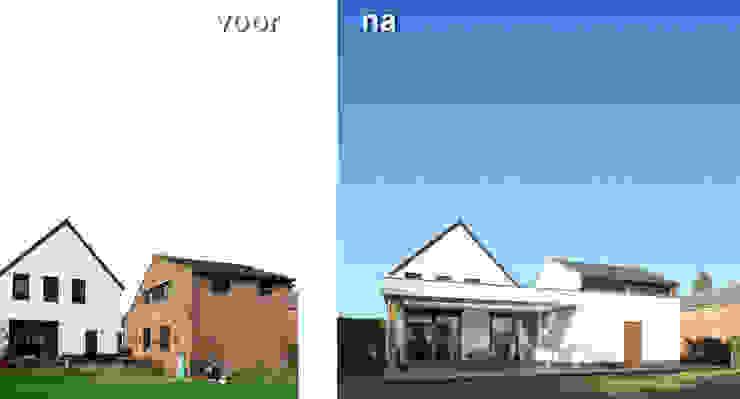 Aanbouw woonhuis Geverik van SeC architecten