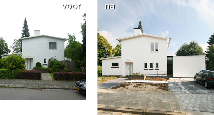 Aanbouw Sittard-Geleen. van SeC architecten