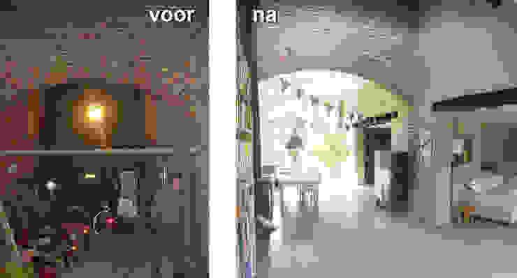 Interieur verbouwing Beek van SeC architecten
