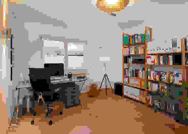Office Moderne Badezimmer von Langmayer Immobilien & Home Staging Modern