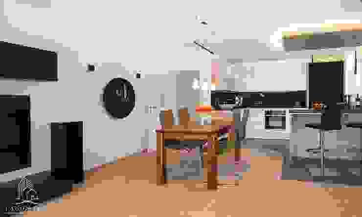 Wohnzimmer Moderne Wohnzimmer von Langmayer Immobilien & Home Staging Modern