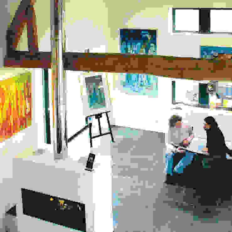 Modern living room by SeC architecten Modern