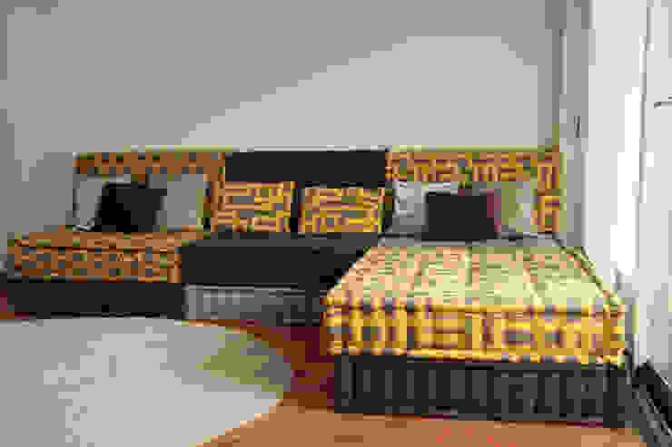 """Sofa modulable modelo """"Craft"""" - Girona de LOOK & CUSHION Moderno"""