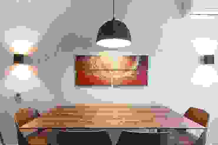 Дизайн интерьера квартиры в Московском р-не Санкт-Петербурга Кухни в эклектичном стиле от Павел Исаев Эклектичный